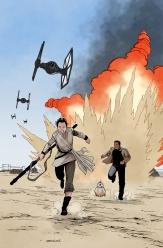 Star Wars: The Force Awakens - Danger On Jakku
