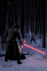 Star Wars: The Force Awakens - To Duel A Dark Lord...