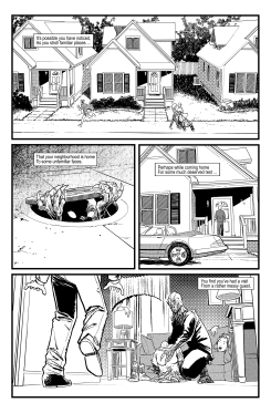 """Get To Know Your C.H.U.D."" - Script by Ben Fisher"